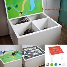 Ikea Hack Kallax Regal