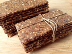 4 magvas kenyérlapka | mókuslekvár.hu Food And Drink, Vegan, Health, Pains, Health Care, Vegans, Salud