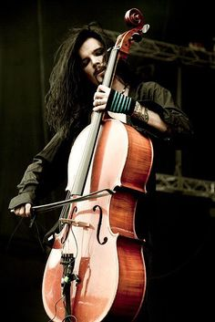 Apocalyptica is a Finnish metal band from Helsinki