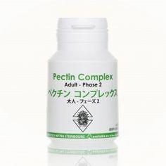 ペクチン コンプレックス ◦ 大人 - フェーズ 2は、高品質のリンゴペクチンを含みます。さらに、タウリンや発酵パパイヤ等の抗酸化栄養素、そして、防御機能のブースター効果を持つキビやプロバイオティクスが加えられています。ペクチン、タウリン、そして、発酵パパイヤには、電離放射線の有害な影響を大幅に軽減する効果があり、キビには、ミネラルを補給する効果があることで知られています。また、プロバイオティクスには、りんごペクチンの刺激を受けて弱まった腸を整える効果があります。この商品は、大人および15歳以上の青少年を対象にしています。