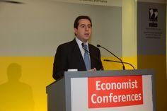 Ομιλία του Υφυπουργού Ανάπτυξης και Δικτύων κ. Νότη Μηταράκη στο ετήσιο συνέδριο του Economist (16η Συζήτηση στρογγυλής Τραπέζης με την Ελληνική Κυβέρνηση) με θέμα: «Μεταρρυθμίσεις στην Ελλάδα για την επαναφορά της Ανάπτυξης, της Απασχόλησης και της Ανταγωνιστικότητας: Οι προτεραιότητες για την επίτευξη των στόχων». (3/7/2012)
