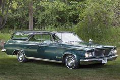 1964 Chrysler New Yorker Station Wagon Maintenance/restoration of old/vintage vehicles: the material for new cogs/casters/gears/pads could be cast polyamide which I (Cast polyamide) can produce. My contact: tatjana.alic@windowslive.com