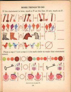 stickers and stuff: The Prettiest Math Book