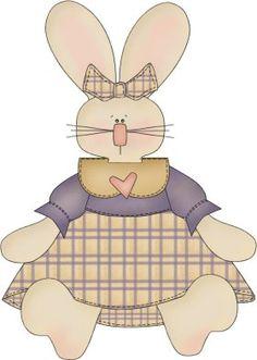 pgc, easter clipart, dibujo conejo, desenho, clip art, printabl, dibujo vario