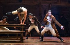 'Hamilton' Producers Will Change Job Posting, but Not Commitment to Diverse Casting - The New York Times
