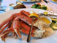 Steamed Snow Crab! | Fresh Catch Bistro | Fort Myers Beach