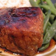 Ginger Glazed Mahi Mahi   #healthy dinner idea