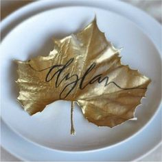 Thanksgiving Place Cards 1