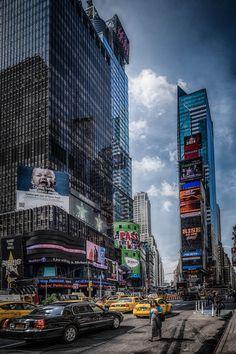 Streets of NYC III by jarno savinen on 500px