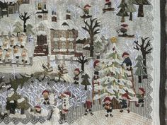 Detail 2 by Be*mused, via Flickr of Grand Prize Winner 2011 Tokyo Int Great Quilt Festival