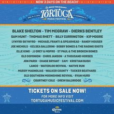 #tickets Tortuga Music Festival 2017 VIP 3 day Ticket Fort Lauderdale (#3052986366) please retweet