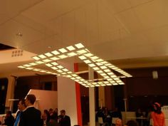 Osram OLEDs Luminaire for conference rooms Conference Room, Rooms, Fun, Light Fixtures, Lighting, Bedrooms, Meeting Rooms, Lol, Funny
