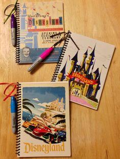 Disneyland/Disney World autograph books - Ribbon attached to the sharpie lid - genius! Disney World Planning, Disney World Vacation, Disney Vacations, Disney Trips, Disney Travel, Dream Vacations, All Disney Parks, Disney Sign, Walt Disney