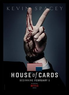 Quadro Poster Series House of Cards 12 - Decor10