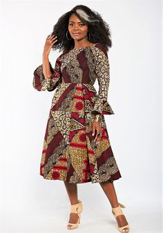 African Clothing Stores, Clothing Styles, Lace Midi Dress, Midi Dresses, Bohemian Style Dresses, Stunning Dresses, African Dress, Ankara, African Fashion