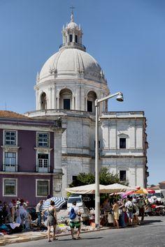 Lisboa - São Vicente - Feira da Ladra #Lisboa #SaoVicente #FeiraDaLadra