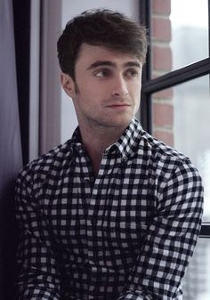 Daniel Radcliffe shot for the latest issue of oh comely magazine. Shot in London, April 2014.