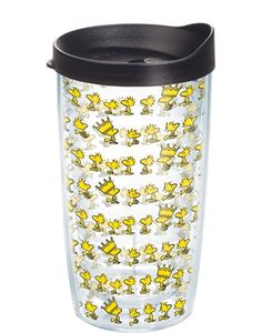 I must have this!!!!   Peanuts® - Woodstock Wrap with Lid | Tumblers, Mugs, Cups | Tervis $19