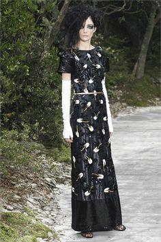 Sfilata Chanel Paris - Alta Moda Primavera Estate 2013 - Vogue