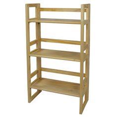 Folding Student Bookcase