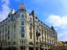 Hotel Cismigiu din Bucuresti Romania, Dan, Tourism, Louvre, Building, Travel, Bucharest, Buildings, Viajes