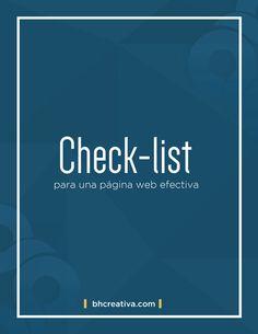 Check list para crear una página web efectiva | Bauhaus Media Production | #páginaweb #diseñoweb #webdesign