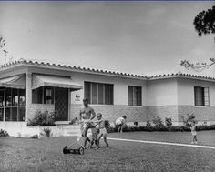 Benefits of Push Reel Mowers | The Art of Manliness