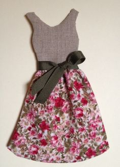 Dress #176 Linen and Roses | 365 Dresses