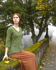 Ravelry: andreakrs Autumn Pullover