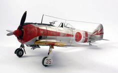 Hasegawa's Nakajima Ki-44II | 1:32 scale