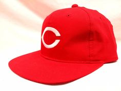 Cincinnati Reds Red Outdoor Cap MLB Baseball Classic Snapback Adjustable Hat #OutdoorCap #BaseballCap #CincinnatiReds