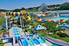 13 melhores parques aquáticos do Brasil para uma diversão completa