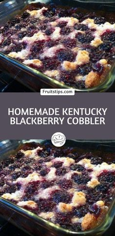 You will need: 2 c blackberries, washed 1 c sugar 1 c flour 2 t baking powder Blackberry Dessert Recipes, Easy Blackberry Cobbler, Fruit Recipes, Baking Recipes, Sweet Recipes, Blackberry Ideas, Blackberry Dumplings, Raspberry Cobbler, Köstliche Desserts