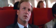 """Macon (William Hurt): """"I'm beginning to think that maybe it's not just how much you love someone. Maybe what matters is who you are when you're with them."""" -- from The Accidental Tourist (1988) directed by Lawrence Kasdan"""
