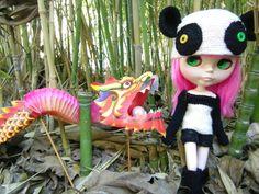 Panda Rei by Mengana on Etsy, $35.00