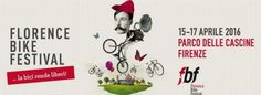 2016 Bicifi - Florence Bike Festival, April 15, 2-7 p.m., April 16-17,  9 a.m.-7 p.m., in Florence, Parco delle Cascine, Viale delle Cascine; latest in bike technology, bike accessories and clothing; food stands; free entry.