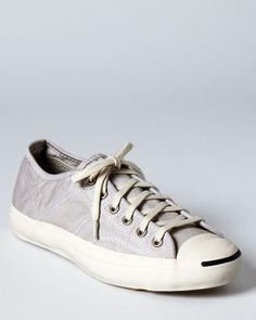 Converse Jack Purcell Sneakers - Helen | Bloomingdale's- cute