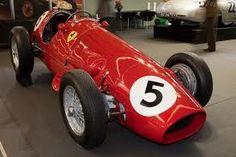 Ferrari 500/625 Monoposto, s/n 54/1 - 1954