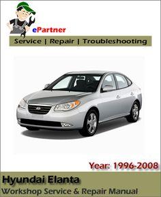 download hyundai scoupe service repair manual 1992 1995 hyundai rh pinterest com Hyundai XG350 Parts Diagram 2004 hyundai xg350 repair manual free