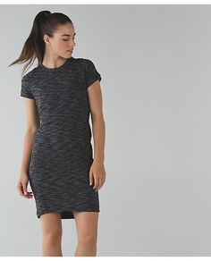 &go Where-To Dress | Lululemon | Fall 15 | $108 | When you've got five minutes to get ready for a surprise weekend away, this slim-fitting dress will be the first thing you toss in your bag. It can take you from a day of exploring through to date night with four-way stretch fabric and pockets to stash all your must-haves.