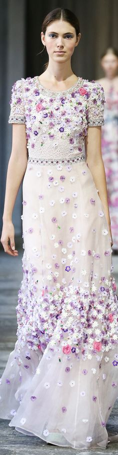Luisa Beccaria Collection Spring 2015 jaglady, I want this dress...I love everything about it!