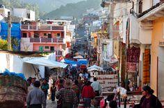 Market at Chichicastenango, Guatemala