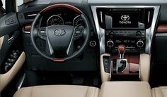 TOYOTA ALPHARD - Toyota Pricelist Philippines