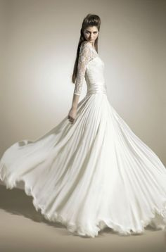 "Amanecer - ""Concha"" Dress"