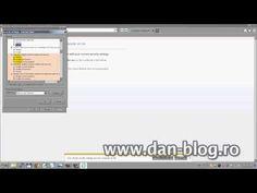 DVR Dahua 5108 – Setări vizualizare camere pe internet Internet