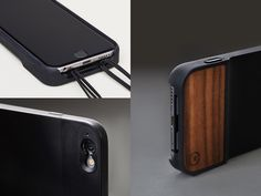 Buy the Moment Case with Walnut camera grip for iPhone 6® and iPhone® 6 Plus. The only iPhone® case that turns your phone into a better camera.