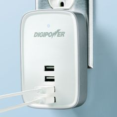 4-Port USB Travel Charger | $29.99