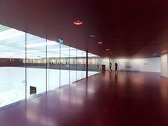 Schulneubau in der Schweiz / Hier regiert der Sport - Architektur und Architekten - News / Meldungen / Nachrichten - BauNetz.de