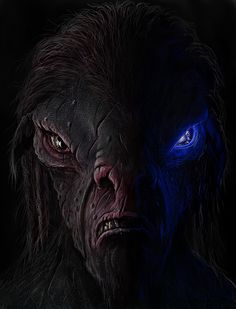 Son of Darkness Creature from the underground world
