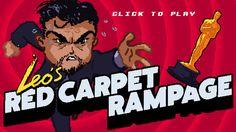 Un videojuego para que DiCaprio consiga por fin su Óscar. O no.   Tiempo de Publicidad   Blog de Publicidad y Creatividad